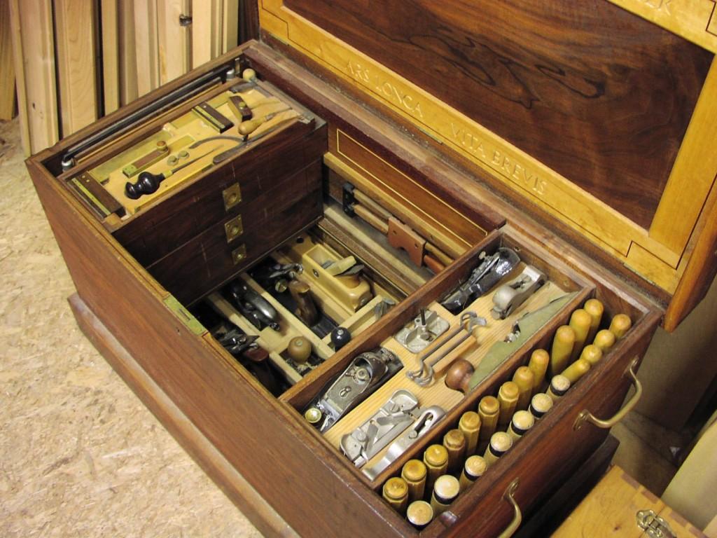26 Beautiful Woodworking Toolbox Ideas | egorlin.com
